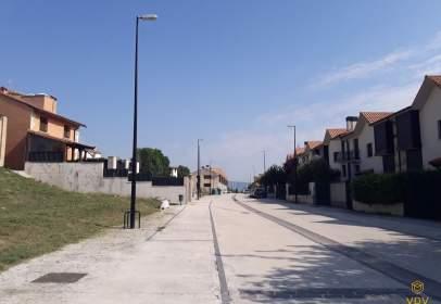 Casa aparellada a calle Larregui