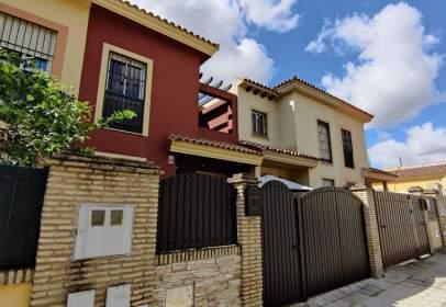 Casa pareada en calle de José de Espronceda
