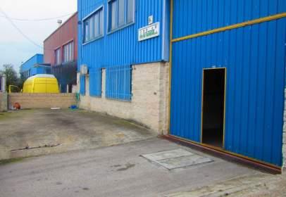 Nau industrial a calle Frailes