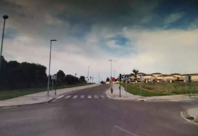 Terreno en calle Pastora Pavon Cruz
