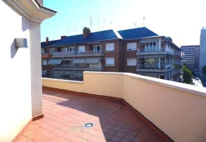 Penthouse in calle de Meléndez Valdés