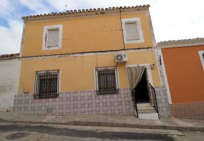 Casa adosada en calle de San José, nº 1