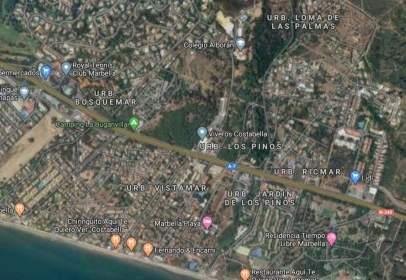 Nave industrial en calle Viveros Costabella