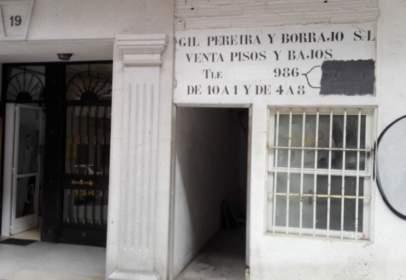 Commercial space in calle Escultor Gregorio Fernández, nº 19