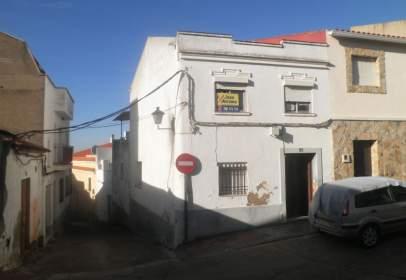 Casa adosada en calle de Pedro Cortés Monroy, 16