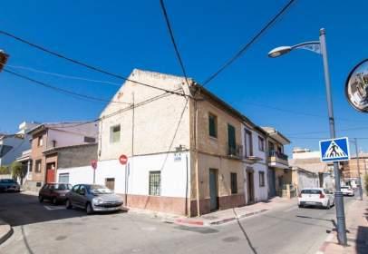 Terreno en calle de San Antón
