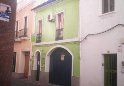 Garaje en calle de Romero Leal, nº 7