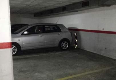 Garatge a calle Arago