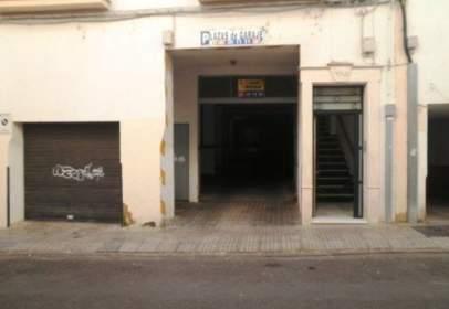 Garatge a calle de Muza, nº 42