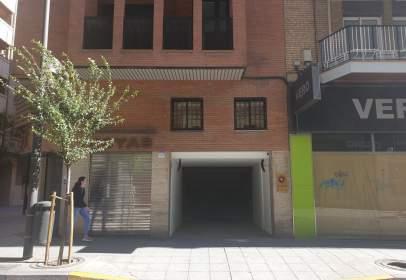 Garage in calle Barbastro, nº 2