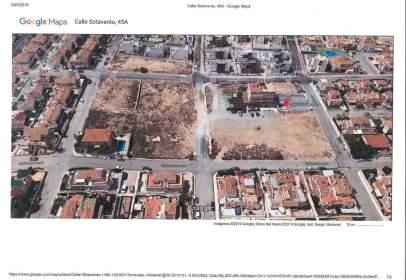 Land in calle Sotavento, nº 45