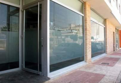 Local comercial en calle Pedro García Tóvar