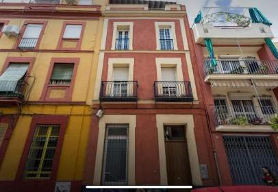 Dúplex en calle Pacheco y Núñez del Prado, nº 12