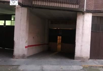 Garatge a calle Jose Zorrilla