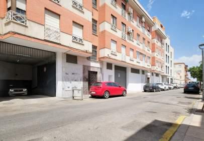 Garatge a calle de Santo Tomás, 1