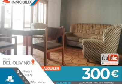 Apartment in calle del Olivino