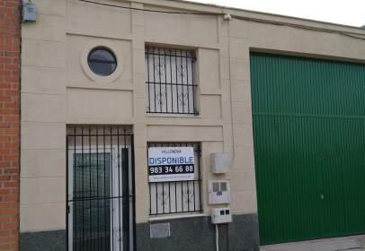 Nave industrial en Cañada de Aguilera
