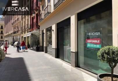 Local comercial en calle Alhóndiga