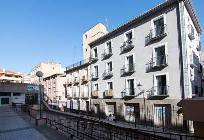 Edificio en calle Horno de Haza