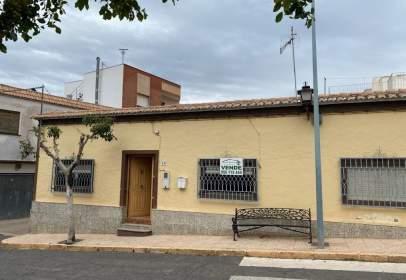 Casa en calle de Antonio Andrés
