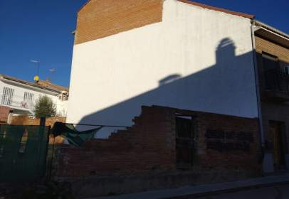 Terreno en calle Huertas, nº 12