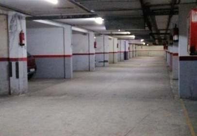 Garatge a calle Salvador Espriu (calle), nº 1