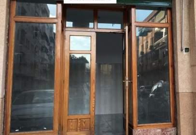 Local comercial en calle Pintor El Greco