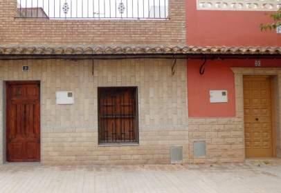 Casa adossada a calle Sastre, nº 7