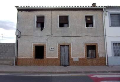 Finca rústica en Paseo del Ebro, nº 40