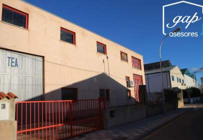 Nau industrial a calle Palancares