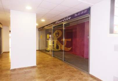 Commercial space in calle Ancha