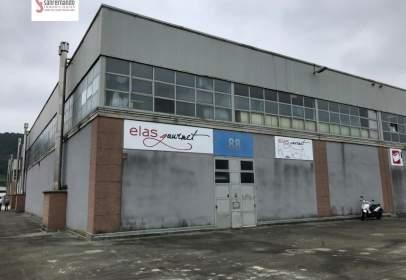 Nau industrial a Ventas-Jaizubia-Urdanibia