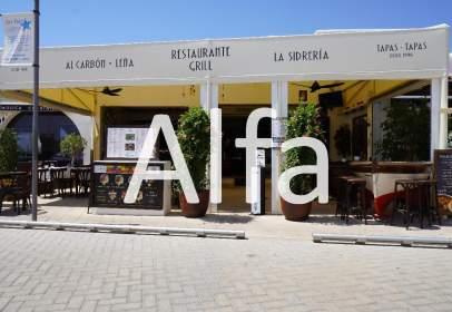 Local comercial en Puerto Deportivo
