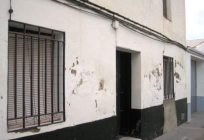 Chalet en calle de José Alcántara