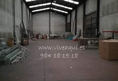 Nave industrial en Siero - Zona Rural