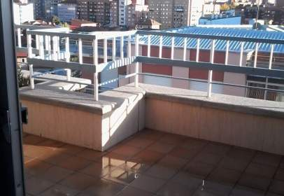 Penthouse in calle Relojero Losada