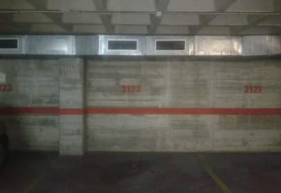 Garage in calle Carrer Joan Baptista Plana, nº 25