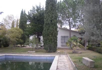 Chalet en Fresno de La Ribera