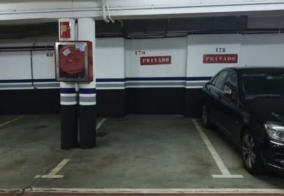 Garatge a Parque San Lazaro, nº 4