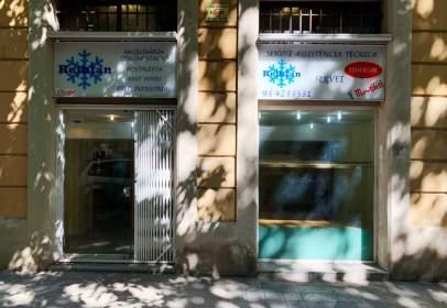 Local comercial en calle Consell de Cent, nº 95