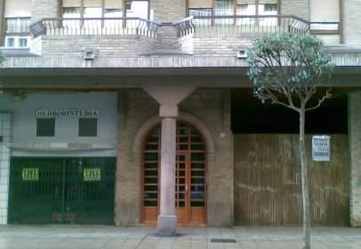 Local comercial a Paseo de la Inmaculada, 45