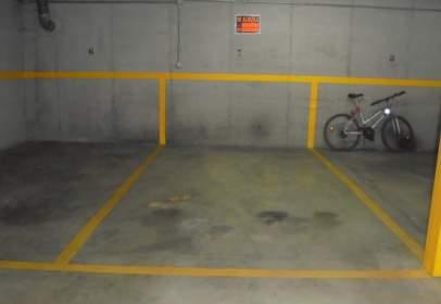 Garaje en calle Cubas