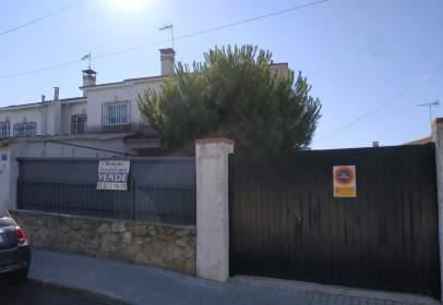 Xalet a calle Saturia Herranz