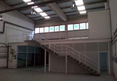 Nave industrial en calle Txalaka Pasealekua Ibilbidea, nº 7