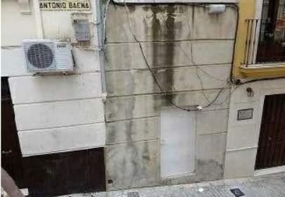 Terreno en calle Antonio Baena, nº 6