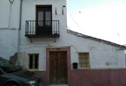 Casa a calle de la Cruz, nº 25