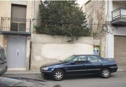 Land in calle Pintor Porcar, nº 13