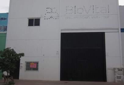 Nave industrial en Polígono Industrial La Rosa, nº 3-4