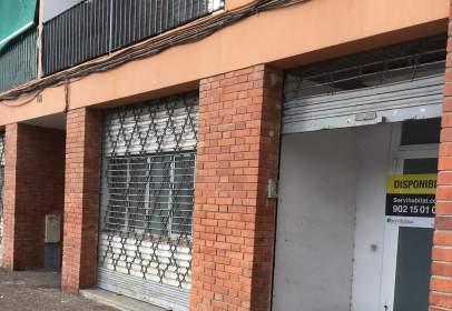 Local comercial en calle Guell, nº 158