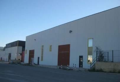 Nave industrial en calle Isaac Peral, nº Sn